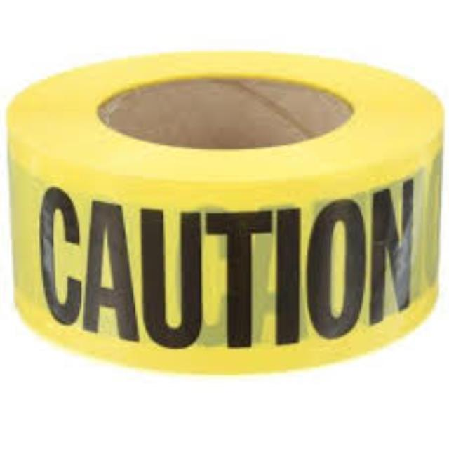 Where to find TAPE, YELLOW CAUTION 300 in Altus