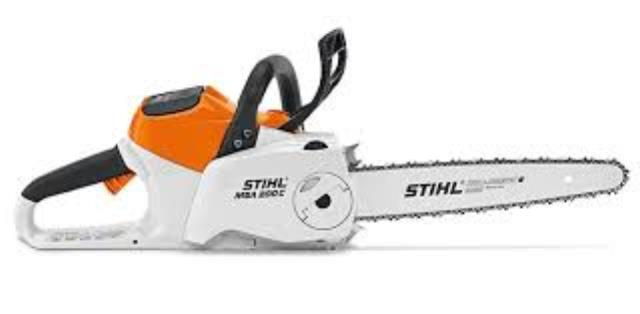 Where to find MSA 200 C, STIHL LITHIUM-ION CHAIN SAW in Altus